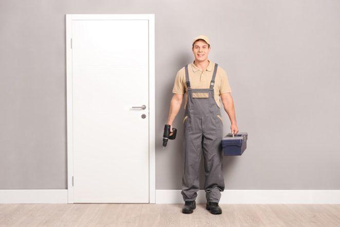 locksmith at job