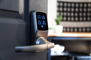 smart lock for home